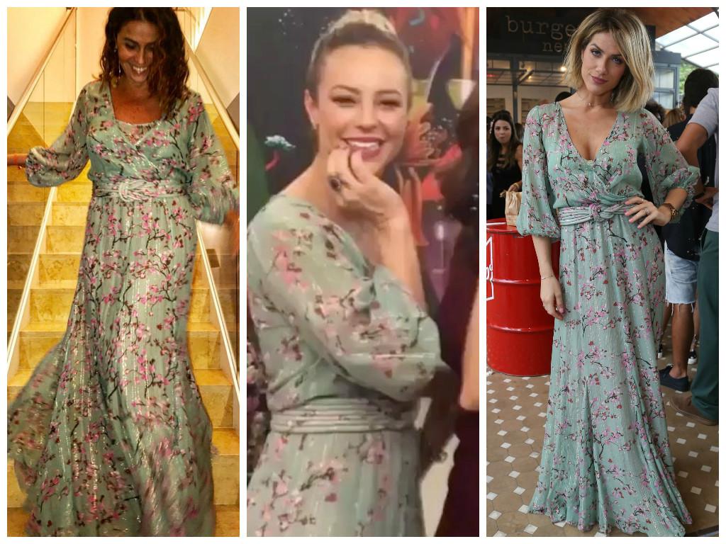 Coincidência fashion das famosas (Fotos: Instagram/Reprodução - AgNews)