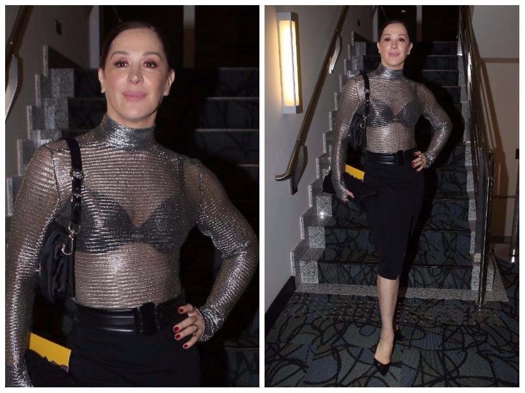Claudia Raia (Fotos: Thiago Duran/AgNews)