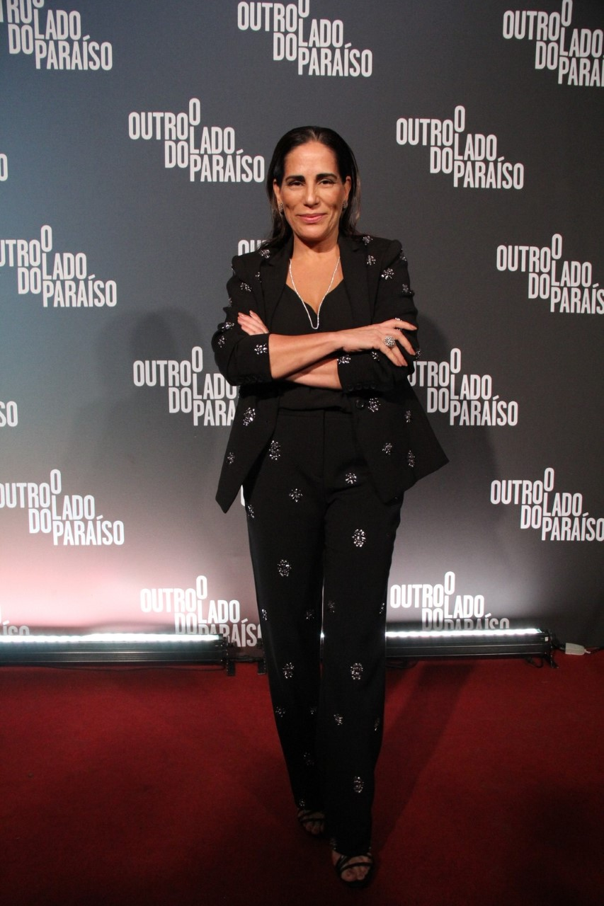 Gloria Pires (Foto: Wallace Barbosa/AgNews)