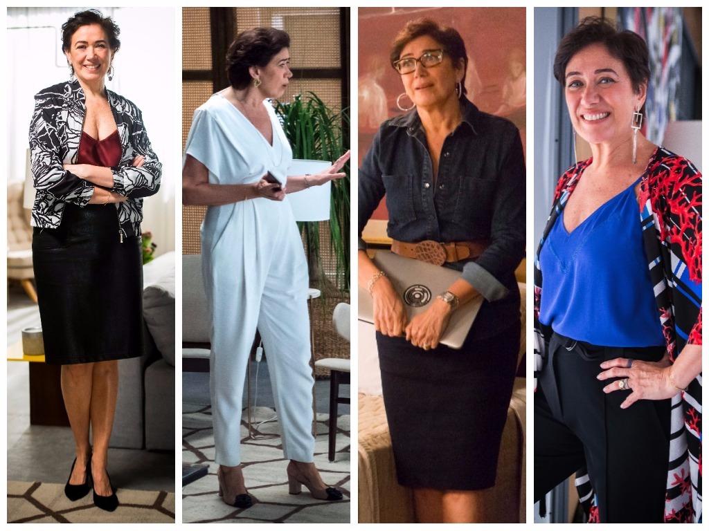 Lilia Cabral (Fotos: João Miguel Júnior/Estevam Avellar/Tata Barreto/Raquel Cunha/TV Globo/Divulgação)