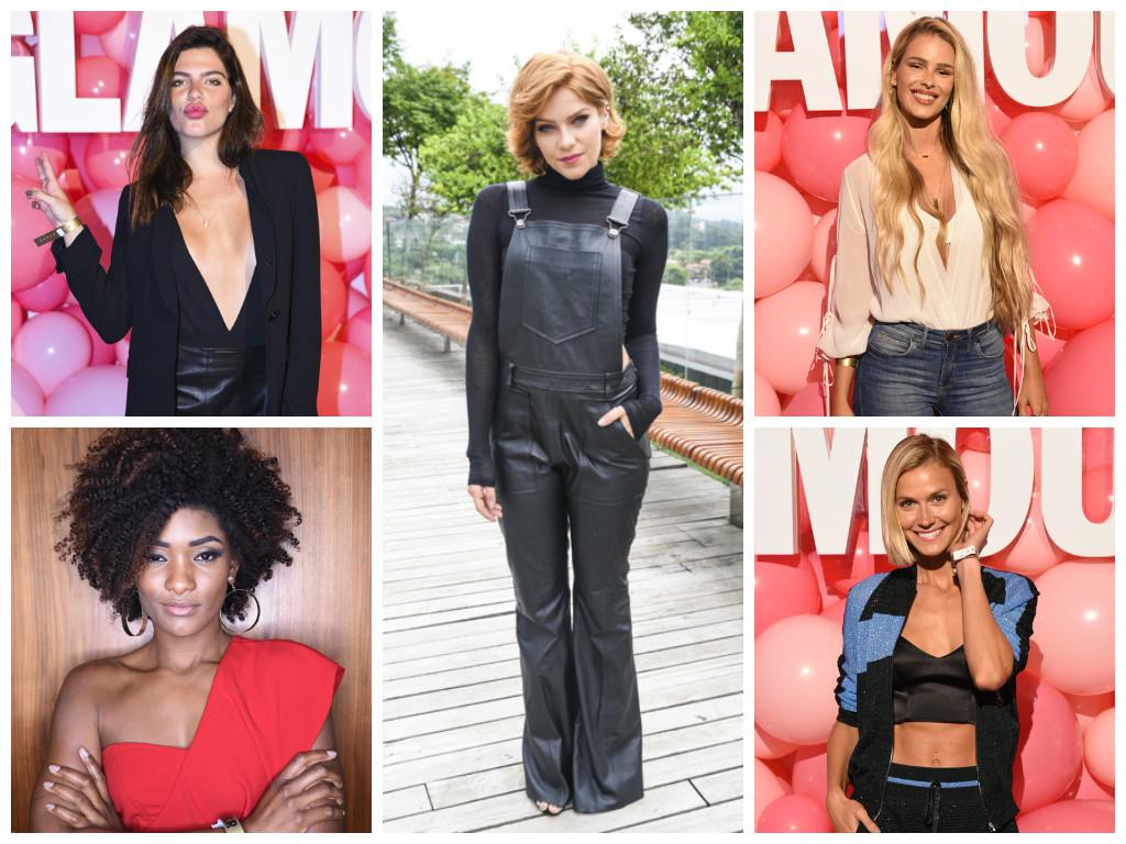 Looks das famosas no Glamour Beauty Festival (Fotos: Leo Franco/AgNews)
