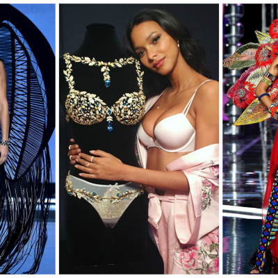 Laís, Adriana, Ambrósio, Gizele: destaques no desfile da Victoria's Secret