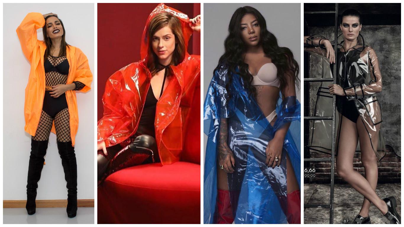 Anitta, Sophia, Ludmilla e Isabeli Fontana (Fotos: AgNews/Reprodução/Instagram)