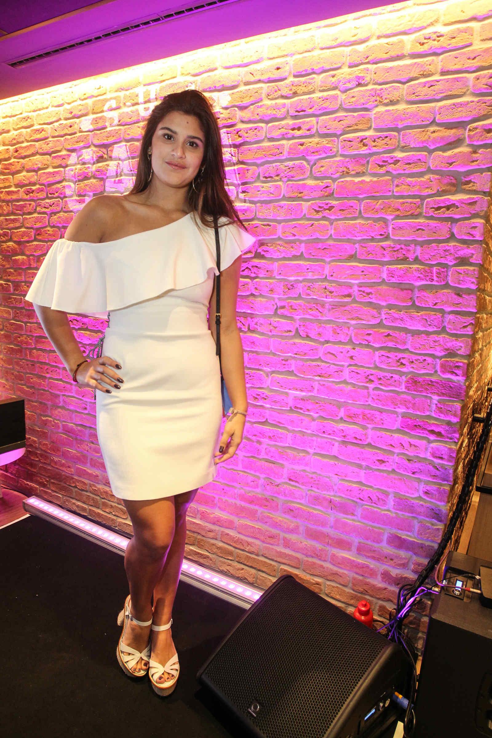 Giulia Costa (Foto: Marcello Sá Barretto/AgNews)