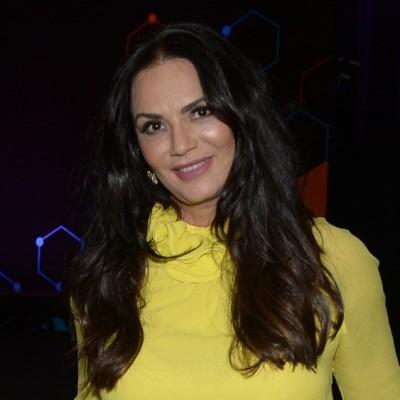 Trend: Luiza Brunet e Julianne Trevisol de amarelo e preto