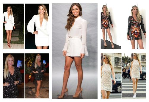 Saias e vestidos curtos, os aliados das mulheres no verão