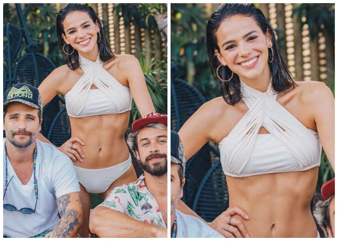 Bruna Marquezine (Fotos: Lenny Niemeyer/Divulgação)