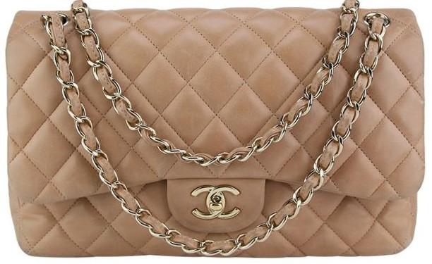 Bolsa Chanel Double Flap Foto: Reprodução/Etiqueta Única)