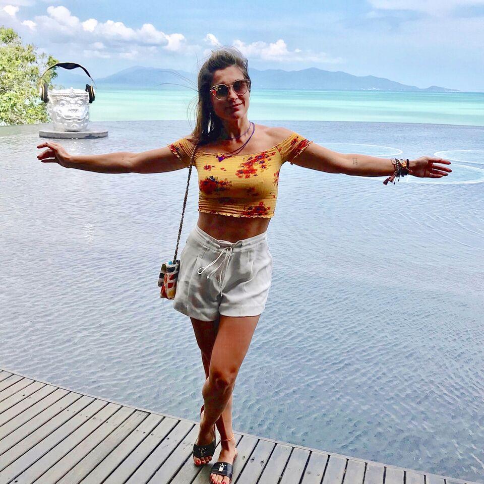 Flávia Alessandra (Foto: Reprodução/Instagram/@flaviaalereal)