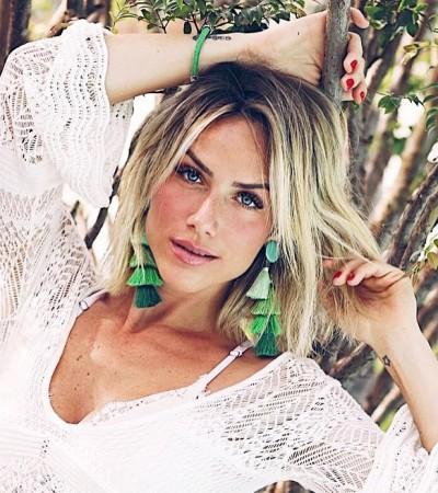 Verão: Giovanna Ewbank e Galisteu apostam em looks de tricô