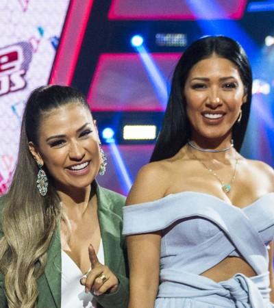 'The Voice Kids': Veja looks de Simone, Simaria e Leitte