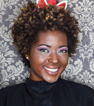Maquiagem de unicórnio para o Carnaval