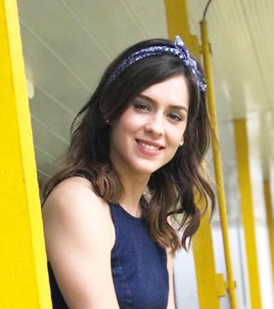 Sophia Abrahão em 3 looks: romântica, executiva e roqueira