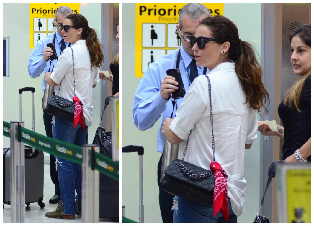 Giovanna Antonelli Fotos: AgNews)