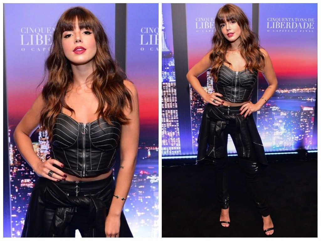 Giovanna Lancellotti (Fotos: Leo Franco/AgNews)