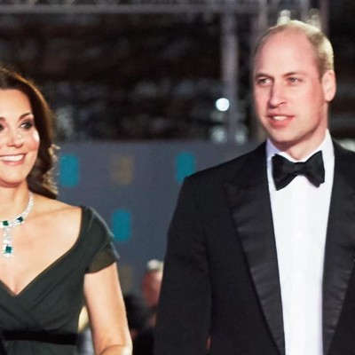 def5f8072cd21 Bafta  Kate Middleton usa verde e não adere a protesto contra assédio