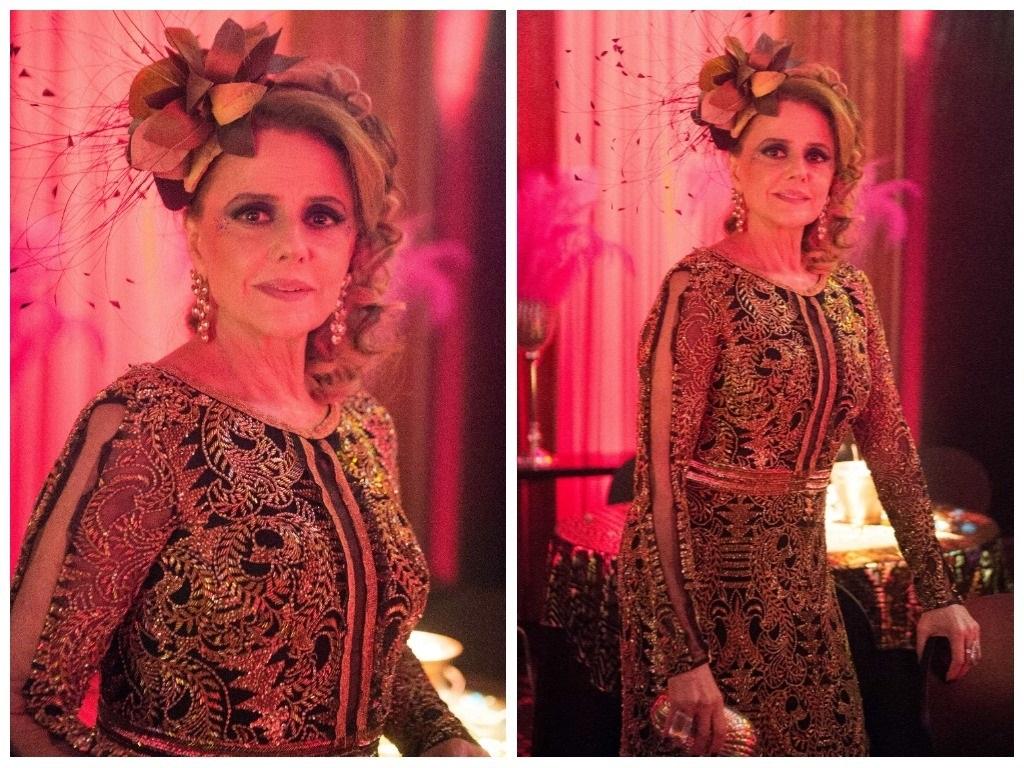 Marieta Severo (Fotos: Raquel Cunha/TV Globo/Divulgação)