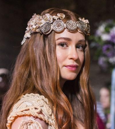 Novela: Veja vestidos de noiva de Marina Ruy Barbosa e Tatá