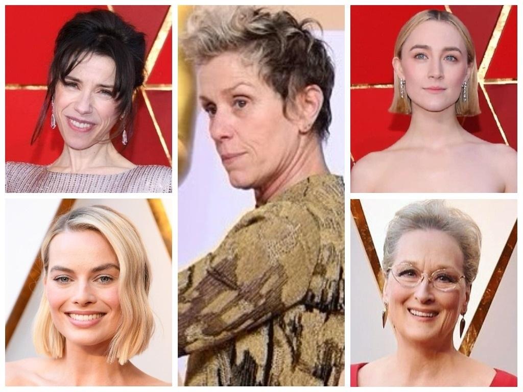 Atrizes apostam em maquiagem leve no Oscar (Fotos: Instagram/Reprodução)