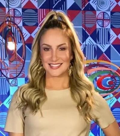 The Voice Kids: Claudia Leitte usa vestido de quase R$ 2 mil