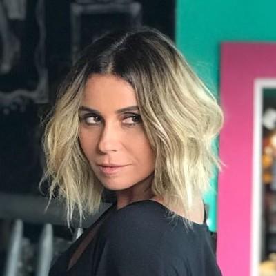 Giovanna Antonelli muda visual para próxima novela das 21h
