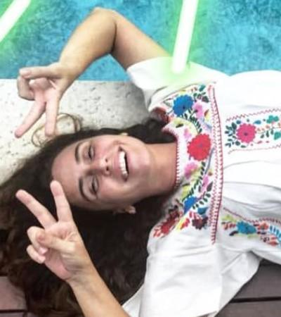 Giovanna Antonelli usa vestido bordado no México de R$ 285