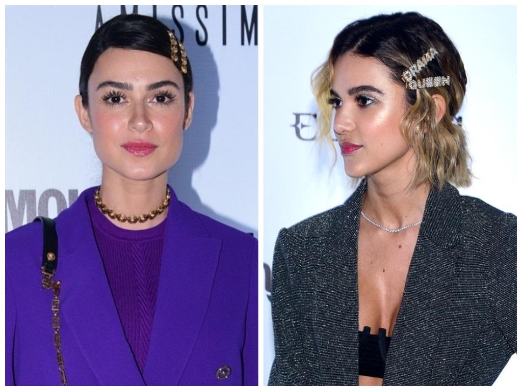 Túnel do tempo: Presilha de cabelo dos anos 90 volta à moda