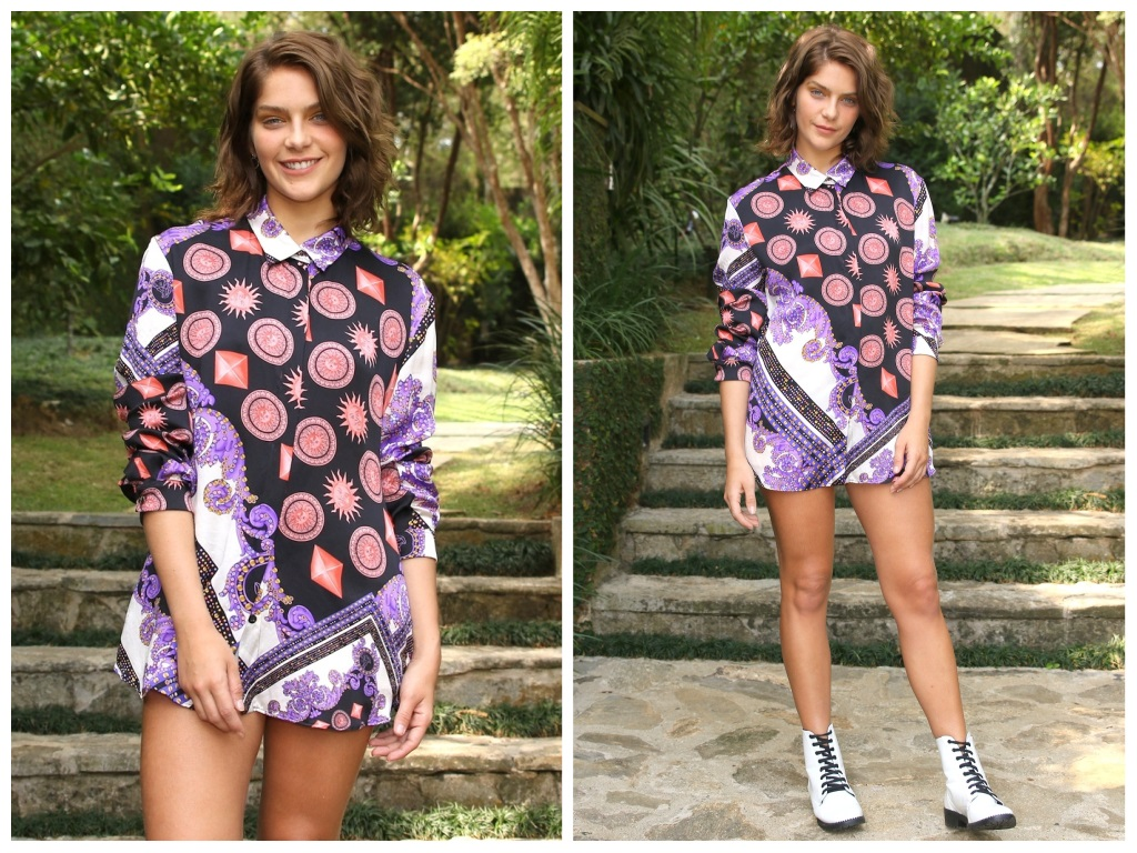 Isabella Santoni (Fotos: Thiago Duran/AgNews)