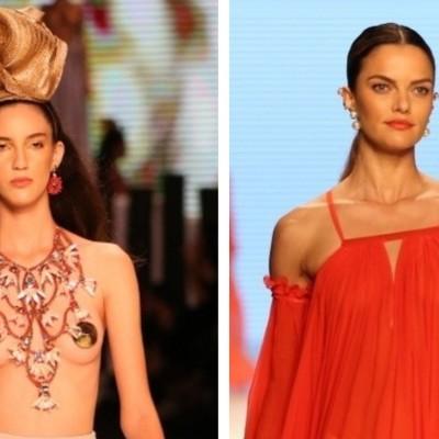 Minas Trend traz tapa-mamilo e top da Victoria's Secret