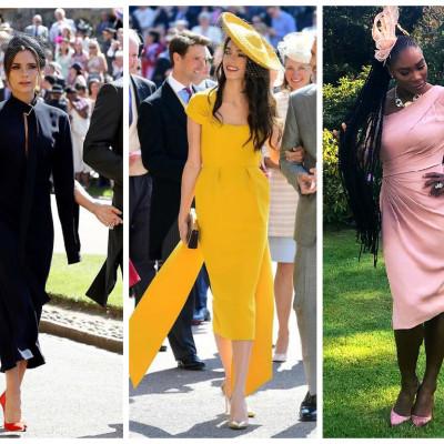 Casamento real: conheça a marca dos looks das convidadas
