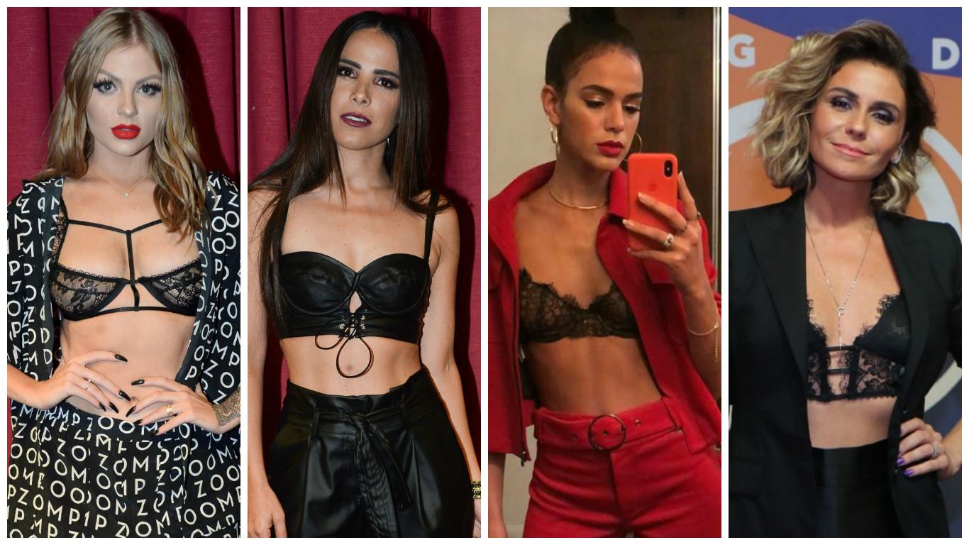 O que Marquezine, Antonelli, Sonza e Wanessa têm em comum?