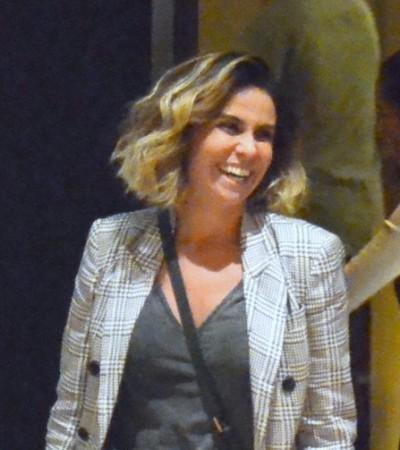 Giovanna Antonelli e Marina Ruy Barbosa acertam com xadrez