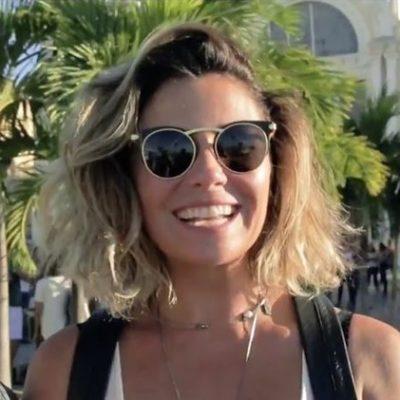Segundo Sol: Giovanna Antonelli usa esmalte roxo de R$ 4,99