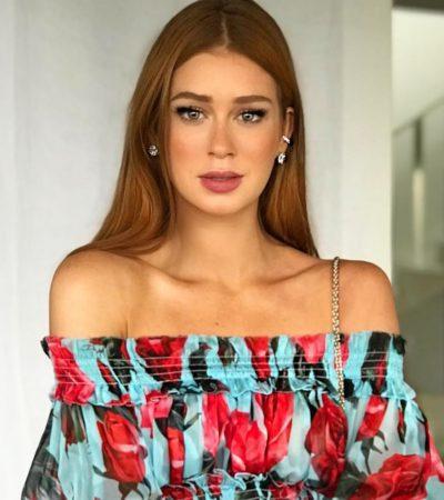 Estampa de rosas conquista Marina Ruy Barbosa e mais famosas