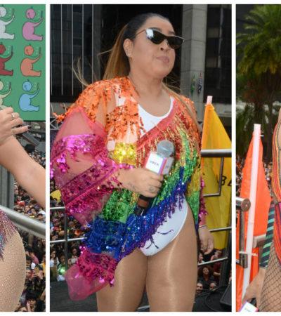 Parada LGBT: veja as marcas e vote nos looks de Pabllo etc.