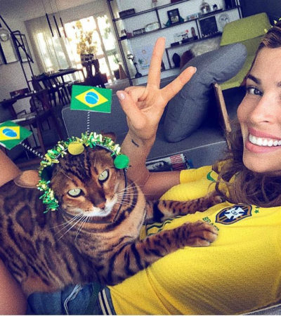 De Grazi a Tici Pinheiro: looks da Copa chegam a R$ 1,8 mil