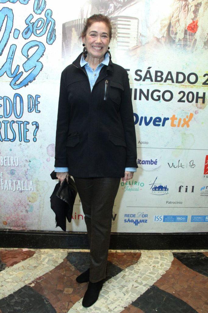 Lilia Cabral (Foto: Wallace Barbosa/AgNews)