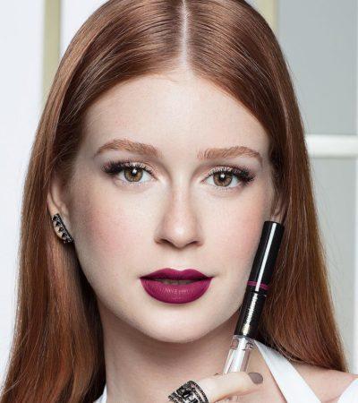 Dia do Batom: Famosas usam cosméticos a partir de R$ 19,95