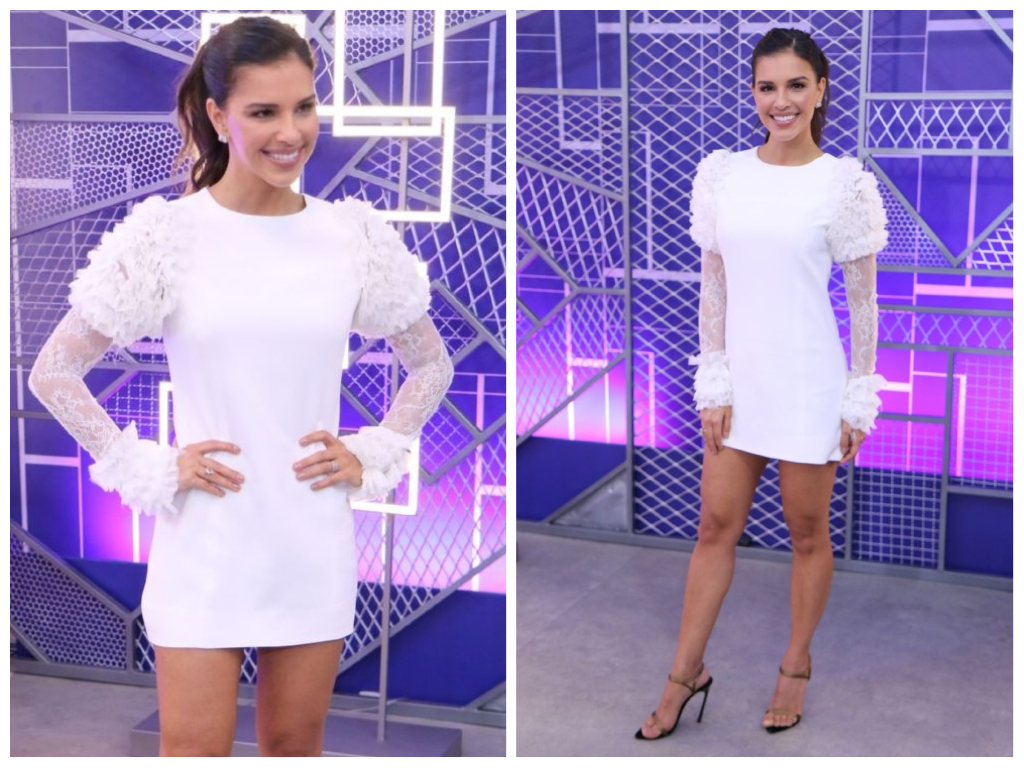 Mariana Rios (Fotos: AgNews)