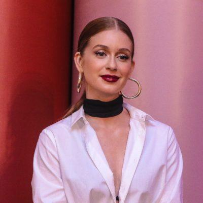 Marina Ruy Barbosa prova que camisa branca também é sensual
