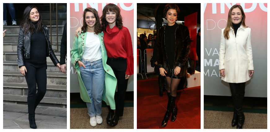Cool ou formal?: Vote no look de 5 famosas em Gramado