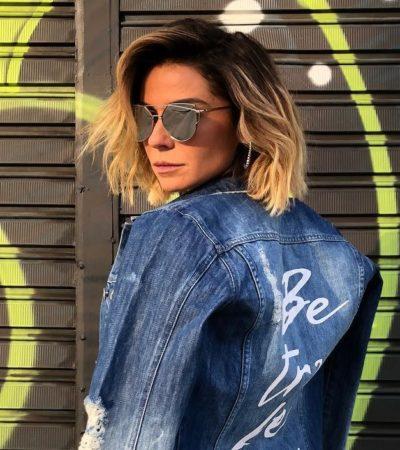 Jaquetas com detalhes nas costas conferem estilo às famosas