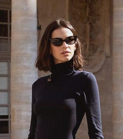 Bruna Marquezine esbanja sensualidade com 3 looks pretos
