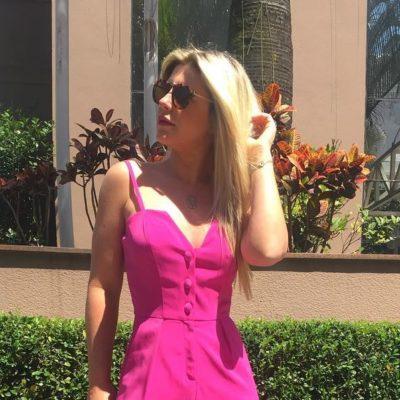 Barbie? Íris Stefanelli ensina a vestir rosa de 3 maneiras