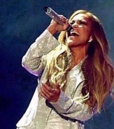 O brilho é a bola da vez: J.Lo e Taylor Swift comprovam isso