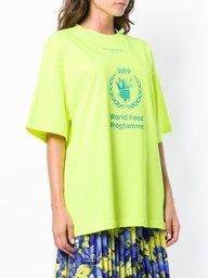 Camiseta para o WFP (Fotos: Reprodução)