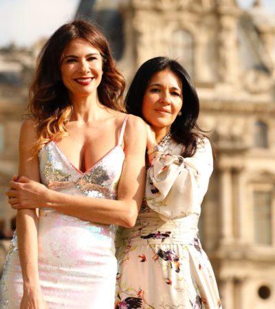 Paris: grife festeja 15 anos com Fiorentino, Motta e Gimenez