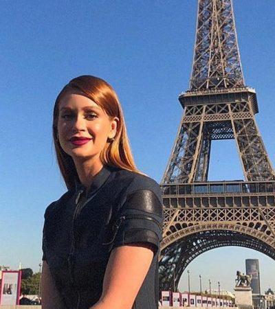 Qual é o look mais bonito da Marina Ruy Barbosa em Paris?
