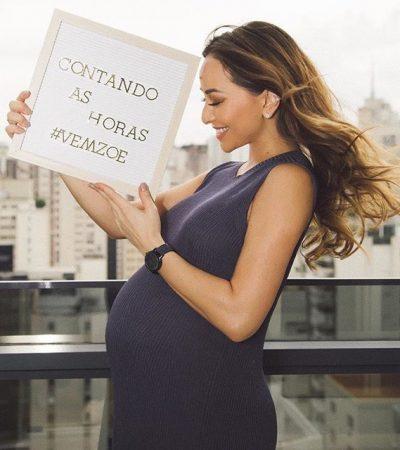Sexy, esportivo, básico: relembre 10 looks de Sabrina grávida