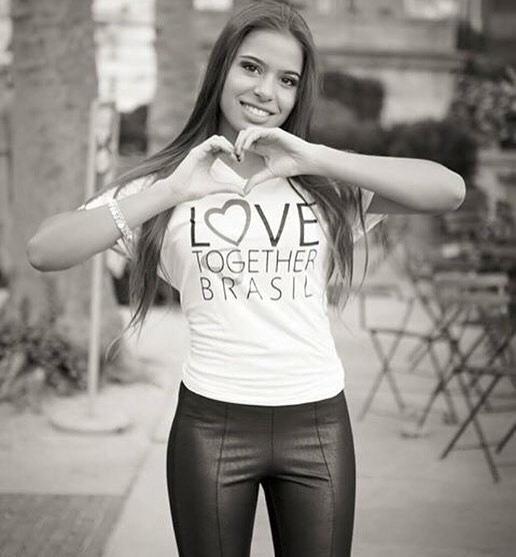 Emilia Pedersen é embaixadora da Love Together Brasil (Foto: Reprodução)